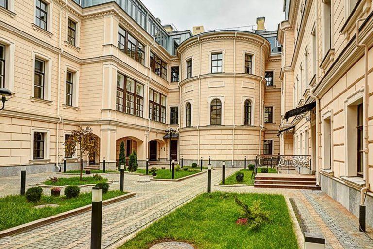 История Сергиевского квартала и нашего микрорайона