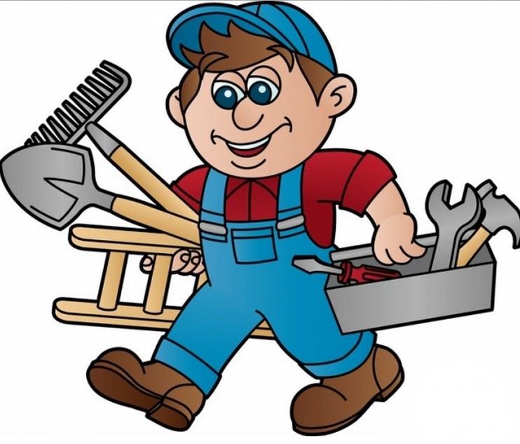 Работы в доме, октябрь 2020